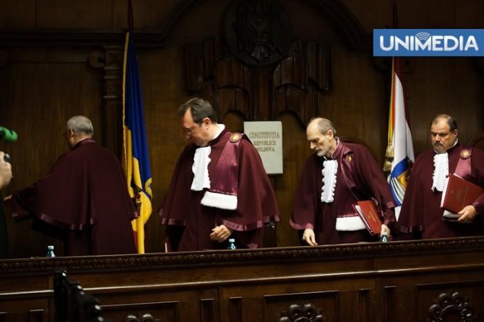 Comuniștii s-au adresat din nou la Curtea Constituțională