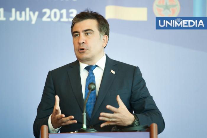 Avertismentul lui Saakașvili: Rusia ar putea invada Ucraina