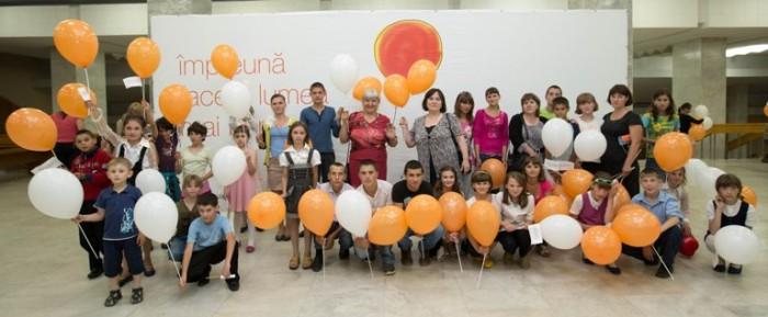 (video) Fundația Orange și copiii în poiana copilăriei