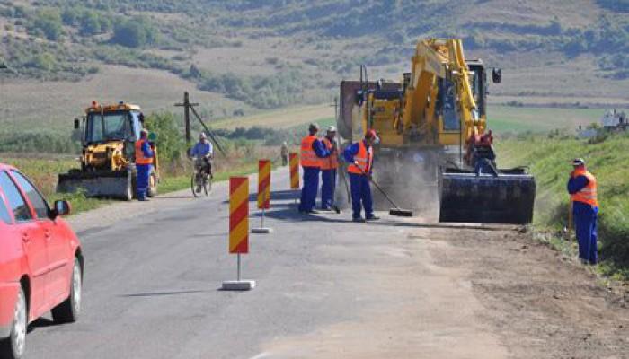 Drumul de ocolire a orașului Ungheni va fi gata până în toamna acestui an