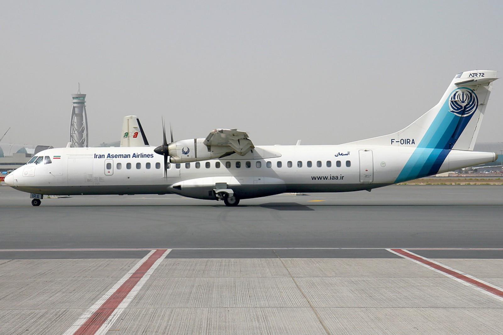 După o săptămână, încă un avion cu pasageri s-a prăbușit: Niciun supravețuitor