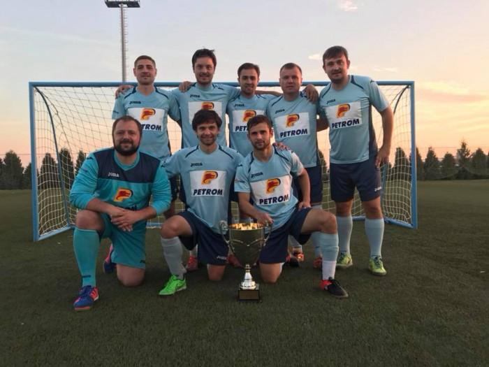 Echipa APSM a câștigat Campionatul Țărilor Est-Europene și Balcanice! Jurnaliștii sportivi din Moldova au învins în finală Croația