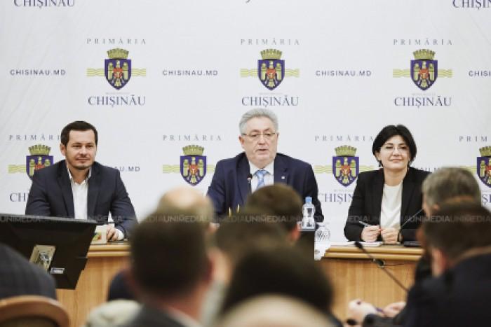 Edilul general interimar și viceprimarii anunță că vor primi în audienţă locuitorii municipiului