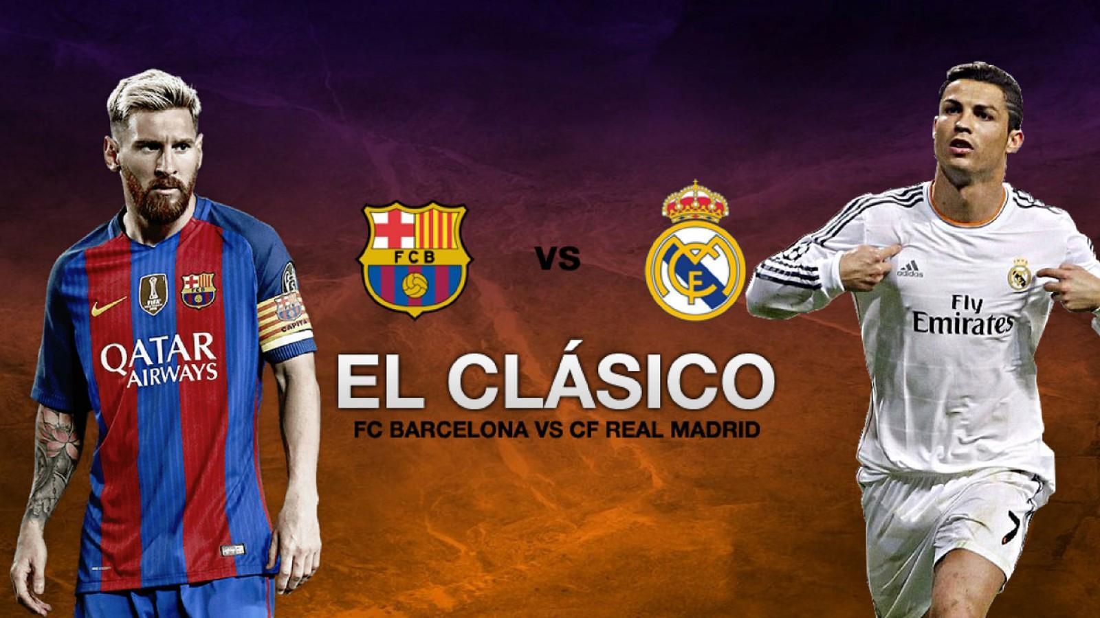El Clasico: FC Barcelona - Real Madrid. Pronostic la Cota 4.40