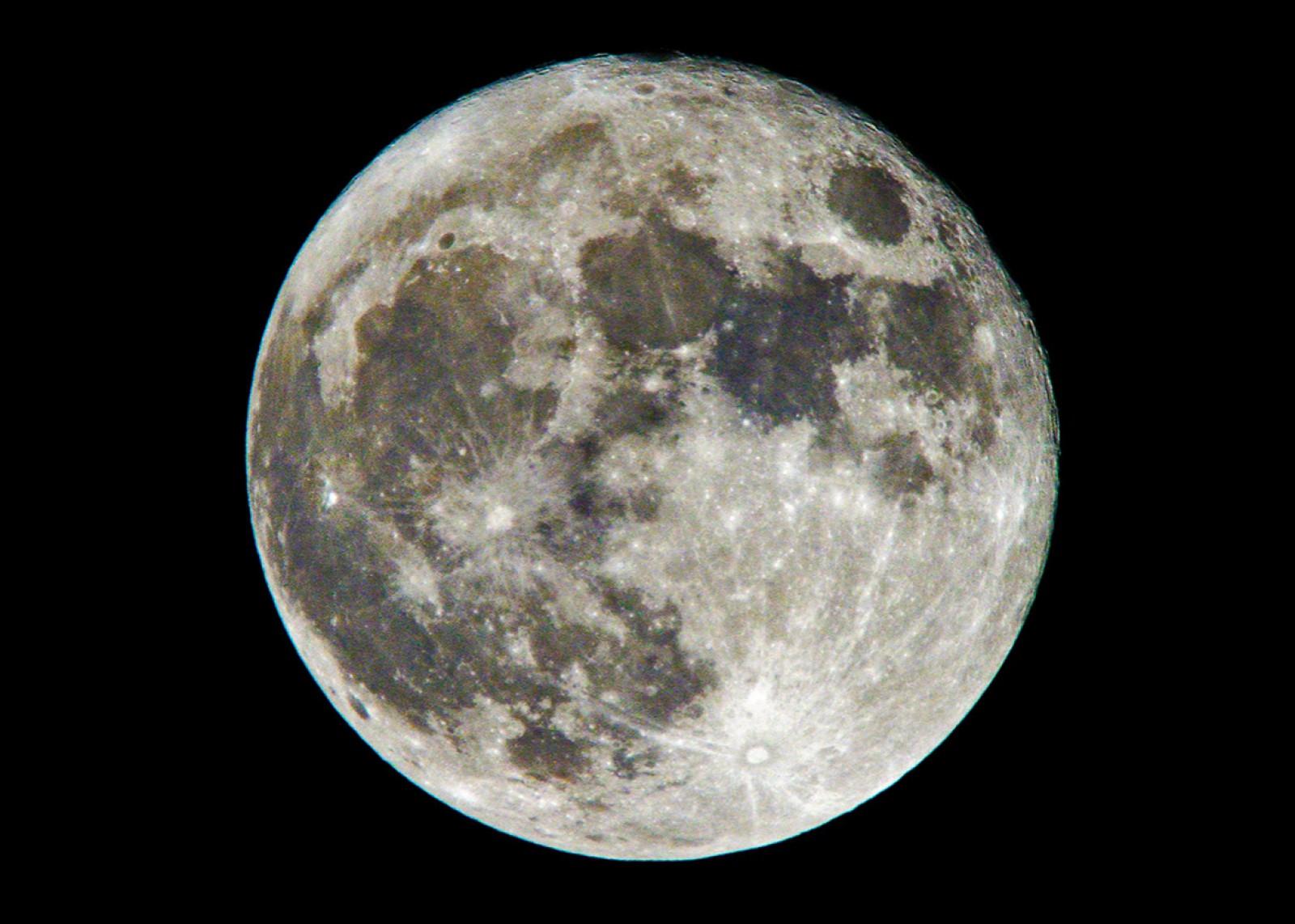 Eveniment astronomic rar - Super Luna albastră sângerie va putea fi admirată pe 31 ianuarie