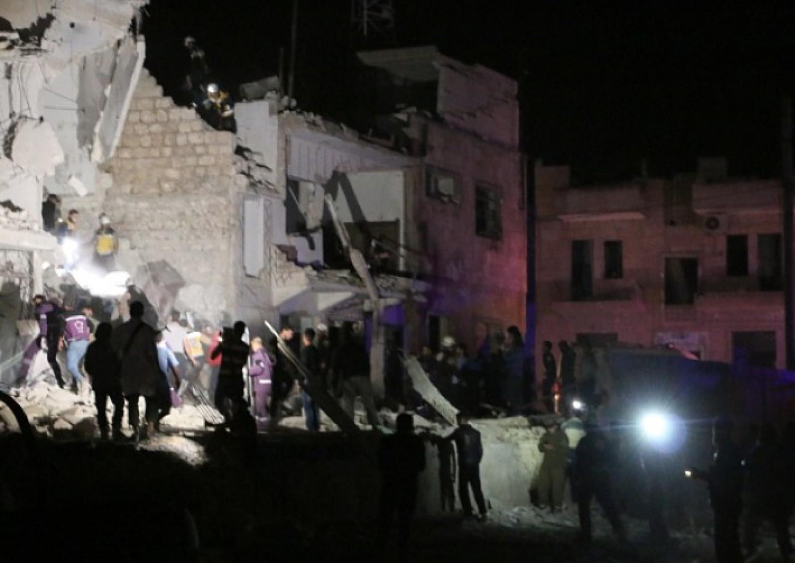 Explozie cu 9 morți și 26 de răniți, în Siria. Originea deflagrației este necunoscută