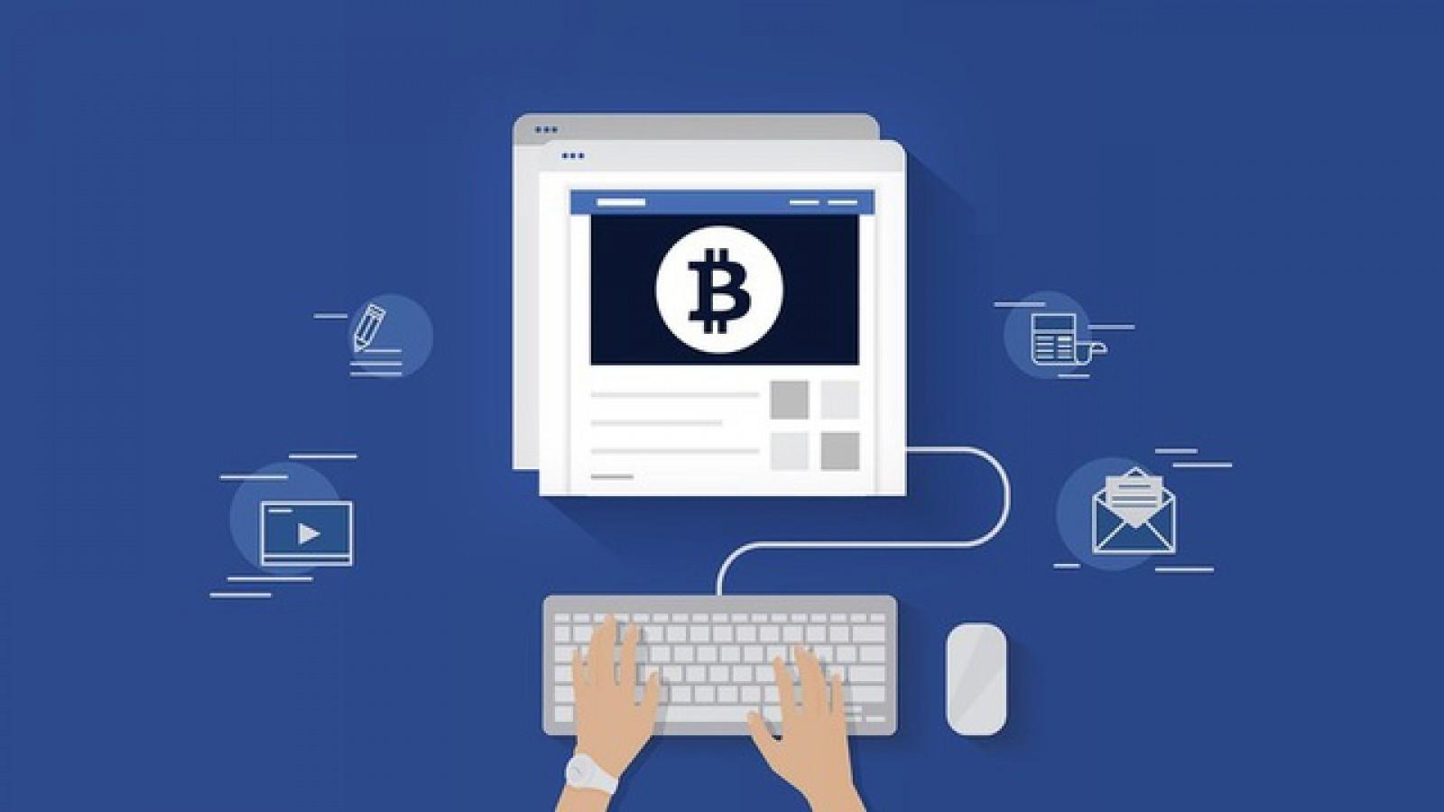 Facebook interzice reclamele pentru criptomonede, ICO-uri şi opţiuni binare