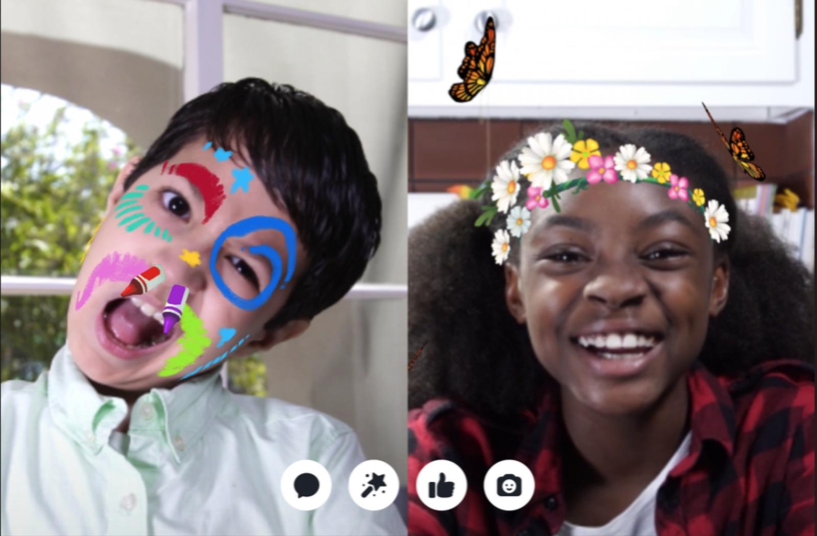Facebook introduce aplicația Messenger Kids: Copiii vor putea comunica cu familia și prietenii, în siguranță