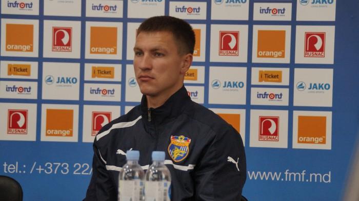 FC Dacia a rămas fără căpitan! Veaceslav Posmac a părăsit vice-campioana Moldovei