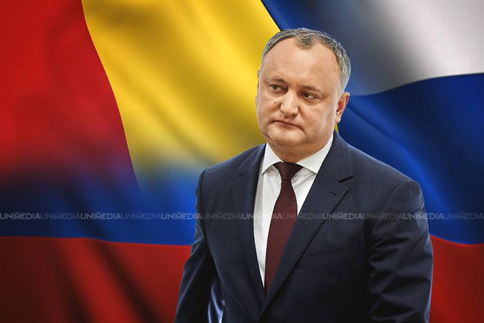 Federația Rusă, concurentă României la înfrățiri cu localități din R. Moldova? Dodon: Știu zeci de primării care au semnat acorduri cu primării din Rusia