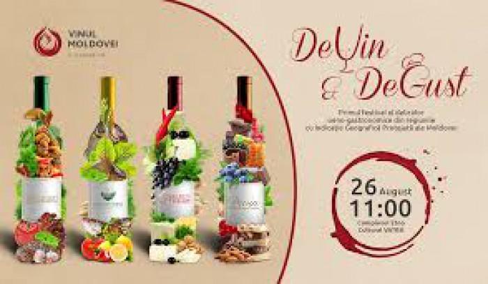 """""""DeVin&DeGust"""" la """"Vatra"""": festivalul unde se va degusta vin, asociat cu mâncare tradițională și se va asculta muzică bună"""