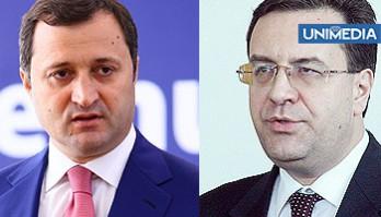 """Filat confirmă spusele lui Dodon: Lupu se angajase să susțină ideea """"Zinaida Greceanîi - președinte"""""""