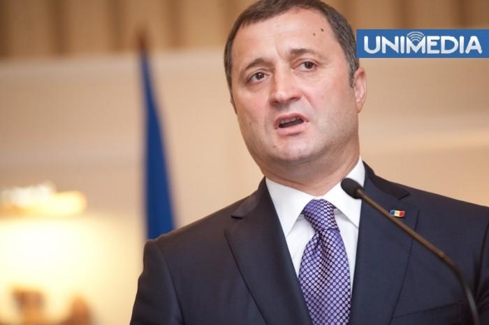 """Filat: Nu vrem ca Republica Moldova să fie """"Cenușăreasa"""" Uniunii Europene"""