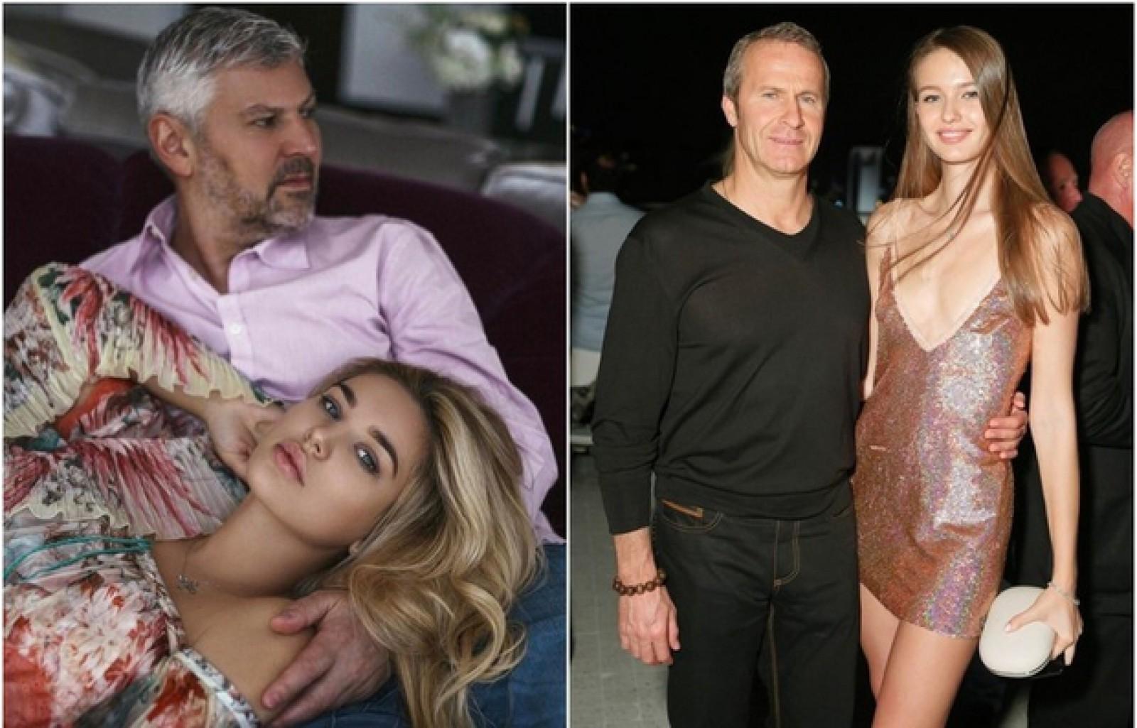 (foto) Noua modă în rândul miliardarilor ruşi: Nevestele extrem de tinere