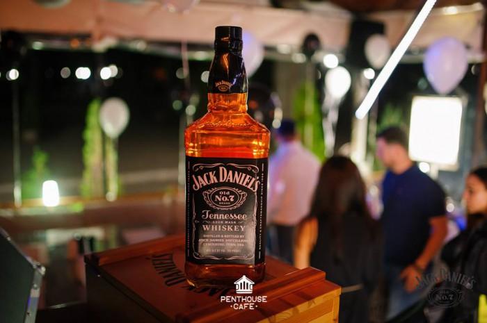 (foto) În septembrie Chişinăul a sărbătorit ziua de naştere a lui Jack Daniel's