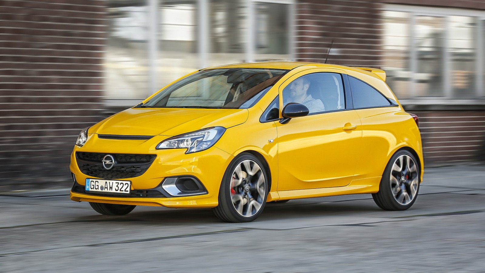 (foto) A cincea generaţie Opel Corsa GSi se prezintă în detalii