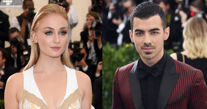 (foto) Actrița Sophie Turner din Game of Thrones s-a logodit cu interpretul american Joe Jonas