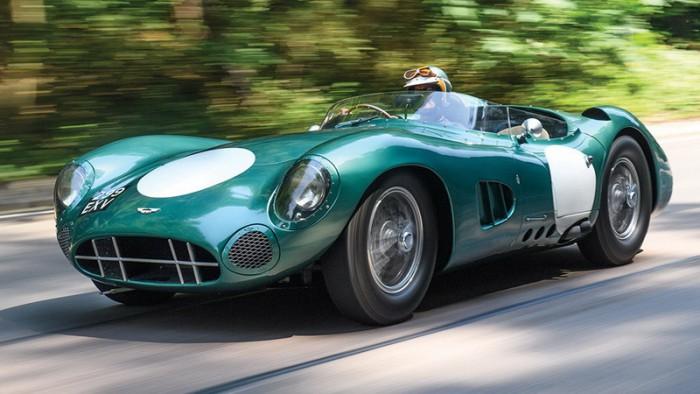 """(foto) Aston Martin unic, scos la vânzare prin licitaţie. Ar putea fi cel mai scump """"britanic"""" din istorie"""