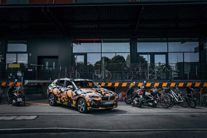 (foto) BMW X2 - primele imagini oficiale. Iată când va fi prezentat