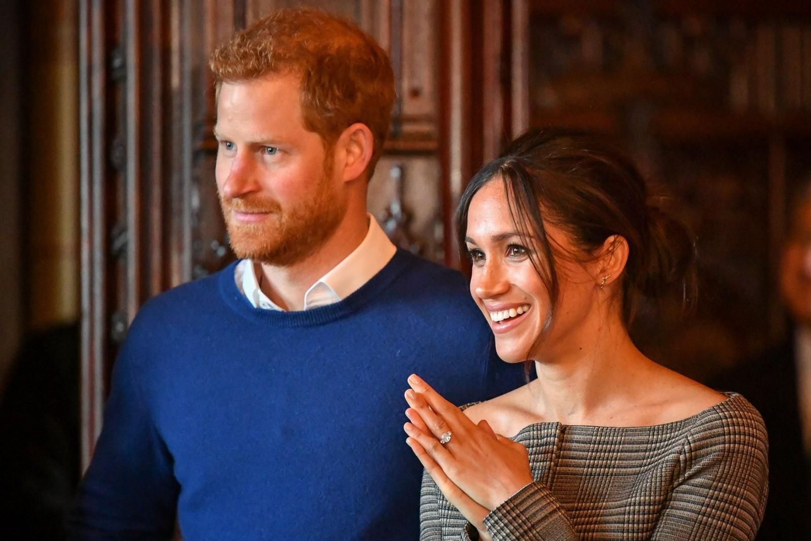 (foto) Casa Regală a anunțat noi detalii despre nunta Prințului Harry și a lui Meghan Markle