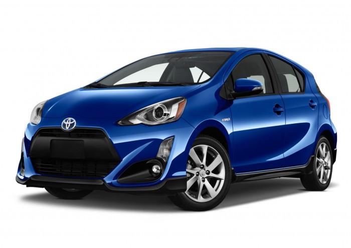 (foto) Cel mai accesibil model hibrid din gama Toyota a suferit un facelift