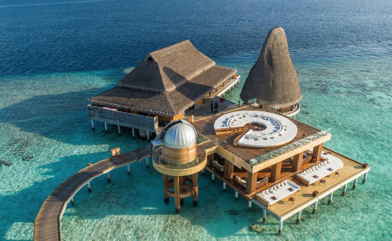 (foto) Cel mai postat pe Instragam hotel din lume: Se află în Maldive și cuprinde 80 de vile cu litoral privat