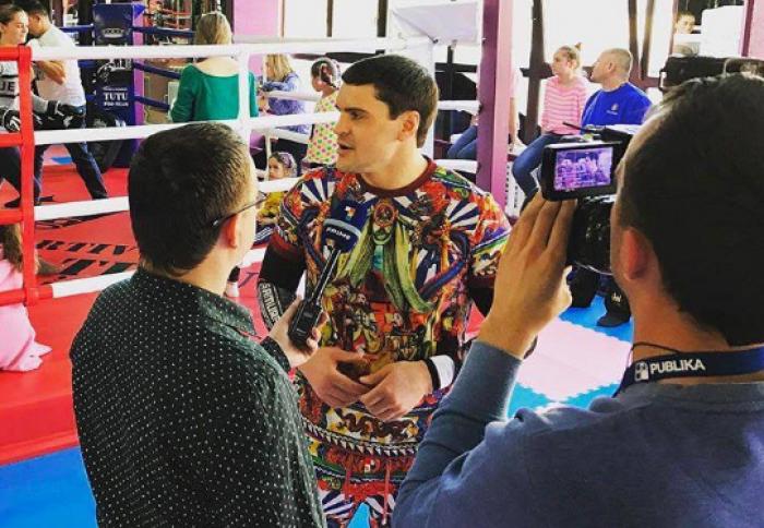 """(foto) Constantin Țuțu și Valerian Mânzat - """"Sunt nu doar prieteni, au și aceleași gusturi la haine"""""""