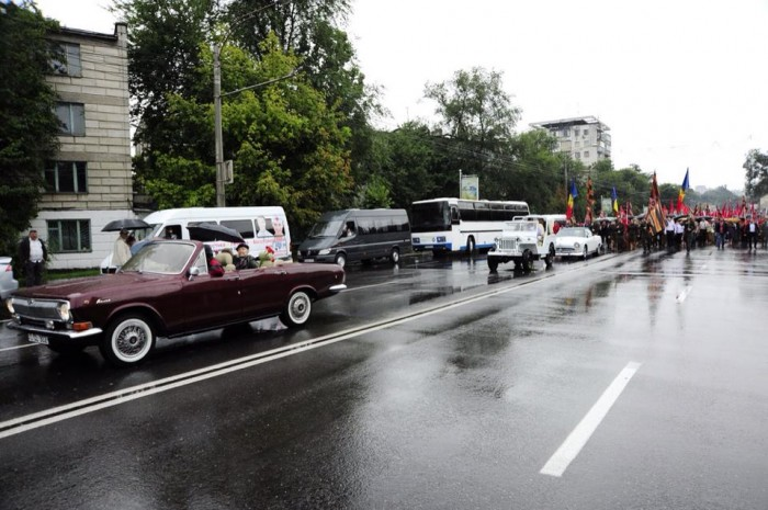 (foto) Cum au marcat socialiștii 70 de ani de la operațiunea Iași-Chișinău