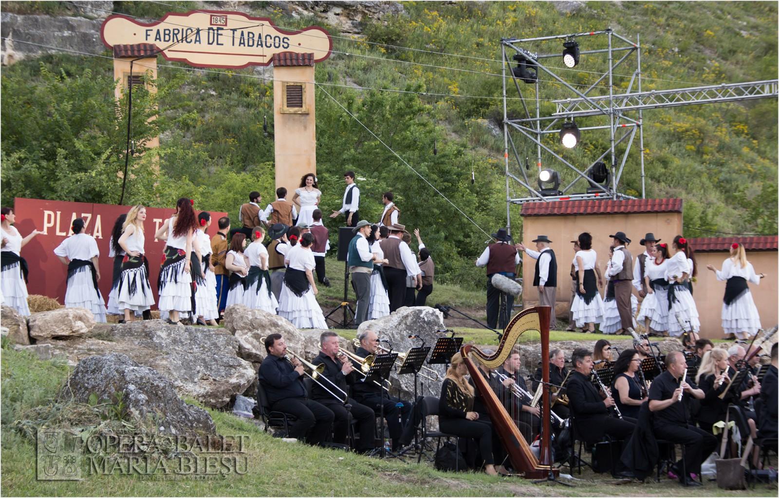 (foto) Festivalul de Muzică Clasică în aer liber DescOPERĂ revine cu cea de-a III-a ediție