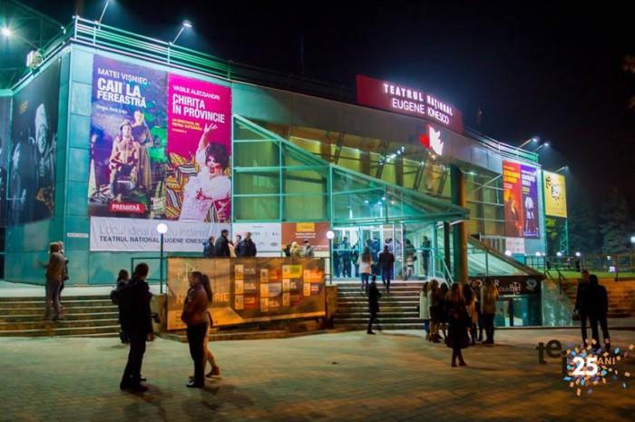 """(foto) Hai la teatru! Ce spectacole puteți vedea la Teatrul Național """"Eugene Ionesco"""" în această săptămână"""