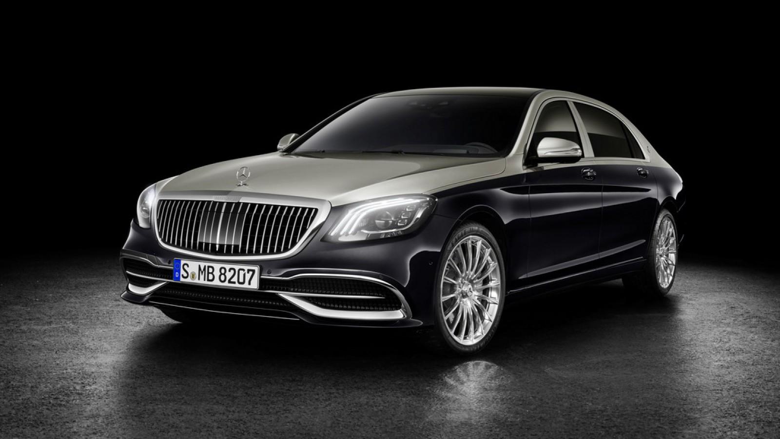 (foto) Mai fin şi mai exclusivist. Noi dotări şi opţiuni de personalizare pentru Mercedes-Maybach S-Class