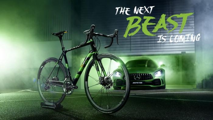 (foto) Mercedes-AMG a creat o serie limitată de biciclete. Află de ce una e mai scumpă decât o Dacia Logan