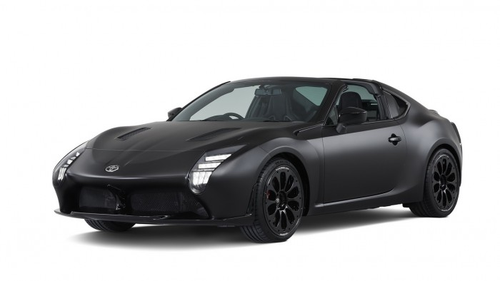 (foto) Noul Toyota GR HV SPORTS concept – sportcar cu o cutie automată-mecanică