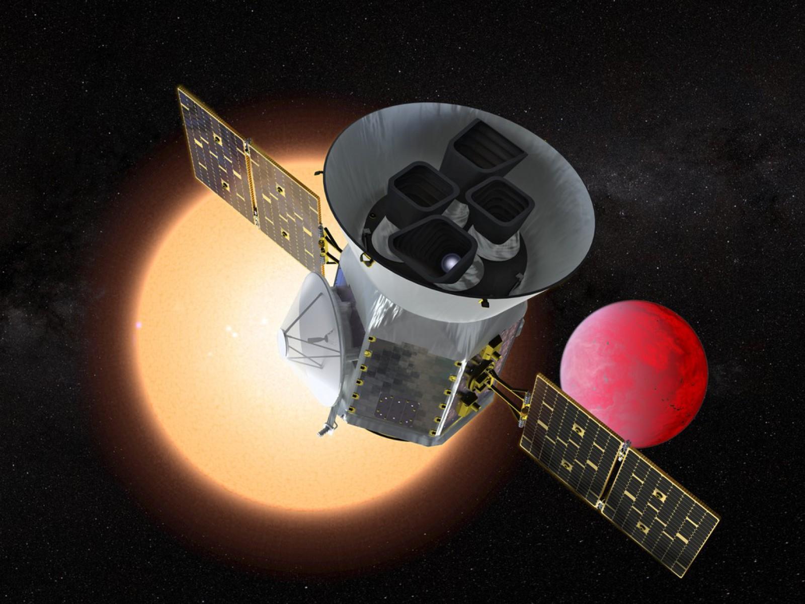 (foto) O nouă misiune NASA va explora viața extraterestră, în căutare de noi planete asemănătoare cu Pământul