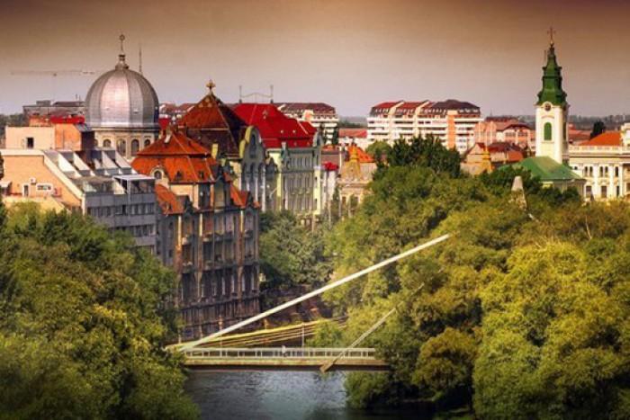 (foto) Orașul din România de la care Chișinăul și chiar Bucureștiul au ce învăţa. Unde se află cel mai frumos centru istoric