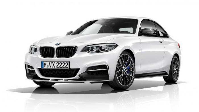 (foto) Premieră: Ediţia limitată BMW M240i M Performance Edition