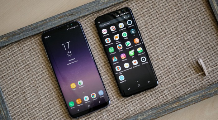 (foto) Samsung Galaxy S8 și Galaxy S8+: Infinit imperfect