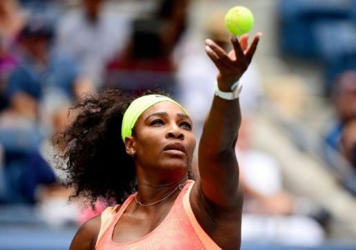(foto) Serena Williams așteaptă primul său copil. Cum arată aceasta cu burtică