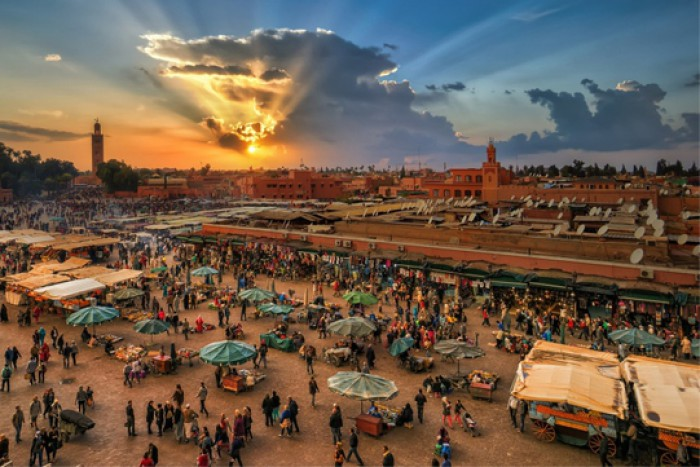 (foto) Top 25 cele mai populare destinaţii turistice din lume.