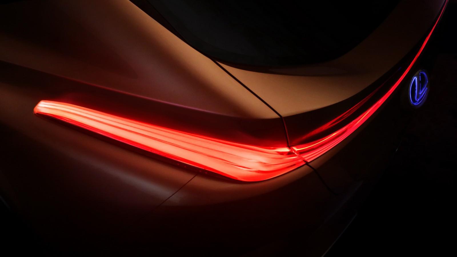(foto) Un crossover fără limite! Noul Lexus LF-1 Limitless Concept va fi prezentat la Detroit