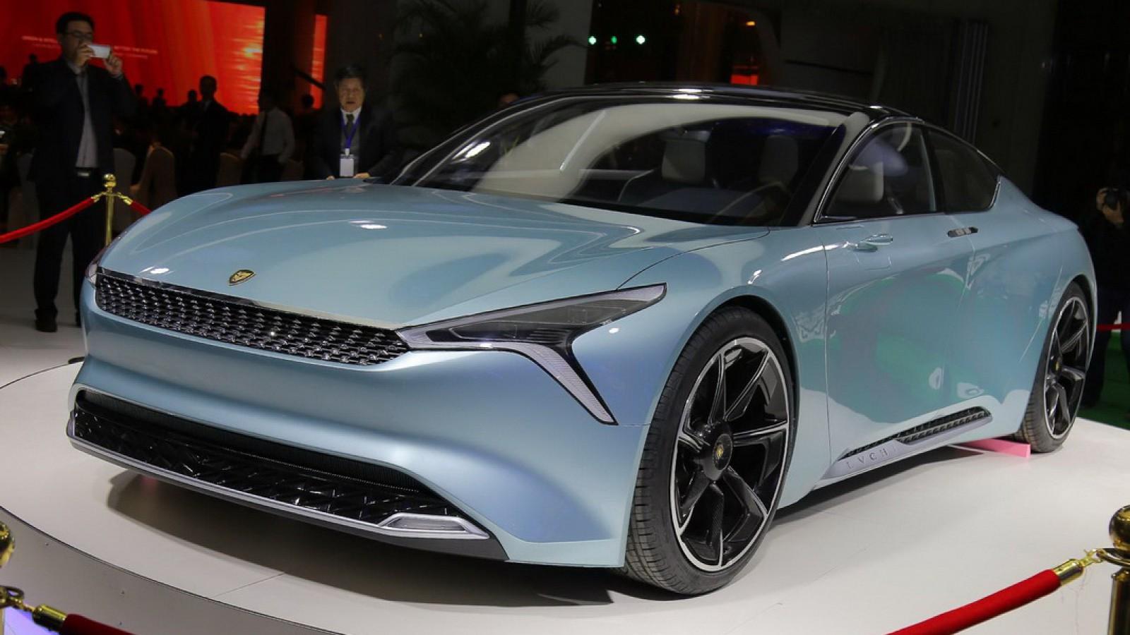 (foto) Un nou producător de electromobile! Va lansa opt maşini până în 2021 şi iată conceptul primei