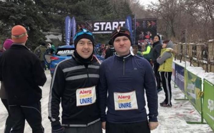 (foto) Valeriu Munteanu aleargă la Maratonul Cricova Wine Run