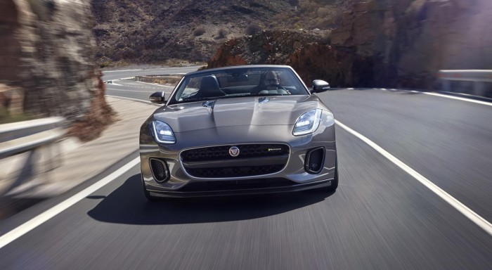 (foto/video) Premieră: Jaguar F-Type facelift şi noul F-Type 400 Sport