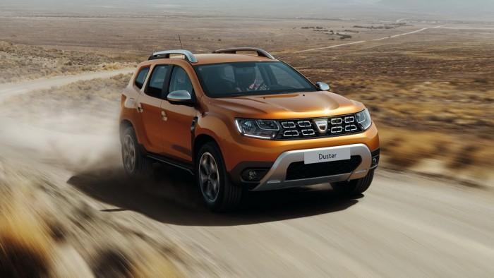 (foto/video) Premieră mondială: Noua generație Dacia Duster! Avem primele informații oficiale