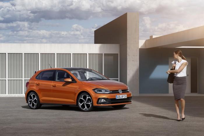 (foto/video) Premieră mondială: Noua generaţie Volkswagen Polo