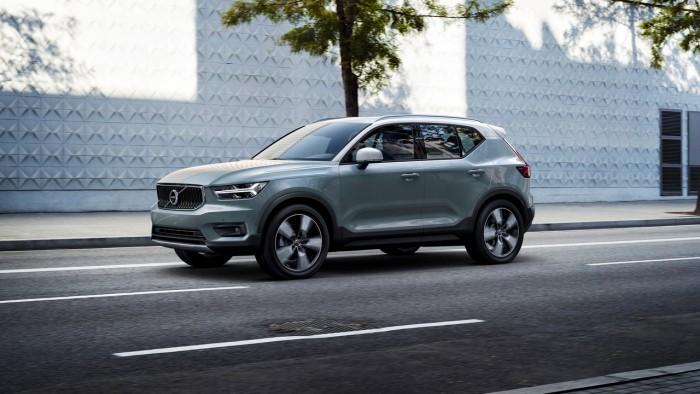 (foto/video) Premieră mondială: Noul Volvo XC40