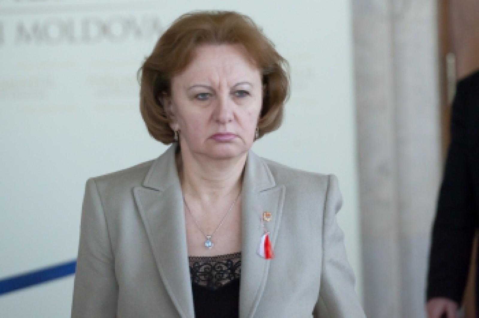 """(foto) Zinaida Greceanîi: """"PSRM își declară disponibilitatea de a participa la alegerile locale"""""""