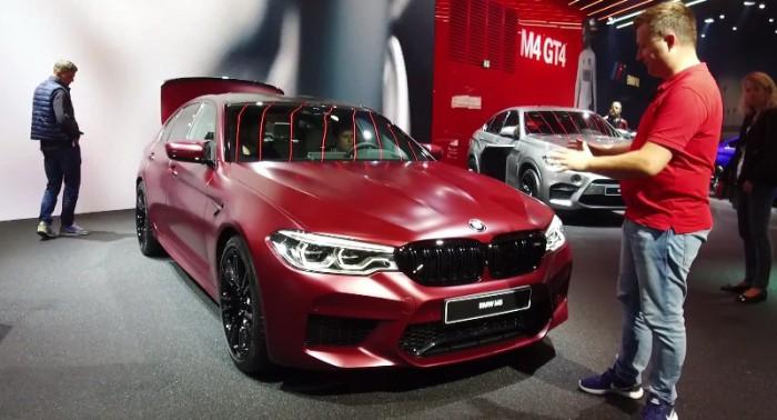 Frankfurt 2017: Standul BMW şi MINI – Reportaj Video AutoBlog.MD