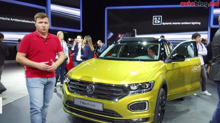 Frankfurt 2017: Standul Volkswagen – Reportaj Video AutoBlog.MD