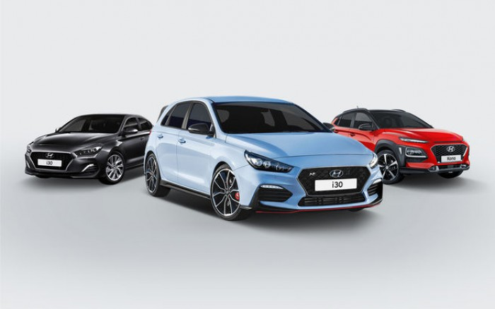 Frankfurt 2017: Transmisiune LIVE de la standul companiei Hyundai